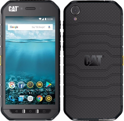 celular caterpillar s41 dual chip 32gb 3gb ram antichoque