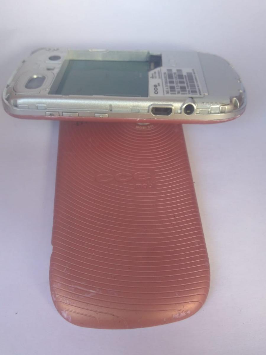 Celular Cce Mobi Qw20 Original 2 Chip  Usado