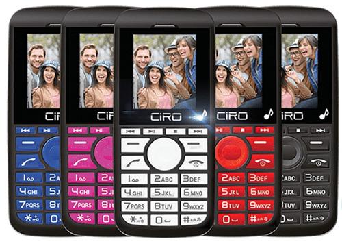 celular ciro k1, cámara con flash, dual sim, radio, mp3