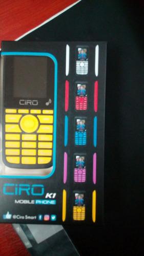 celular ciro k1 kombat