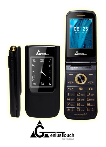celular con tapa genius nossa pro adultos empresas 12 cuotas