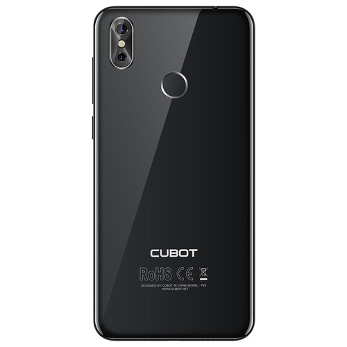 celular cubot p20 4gb 64gb pantalla 19:9 6.18 in