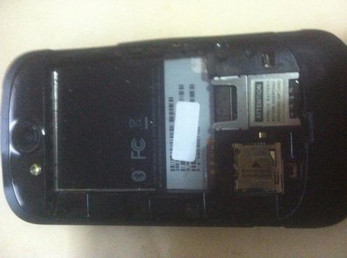 celular descompuesto pieza htc pd15100 my touch 4g