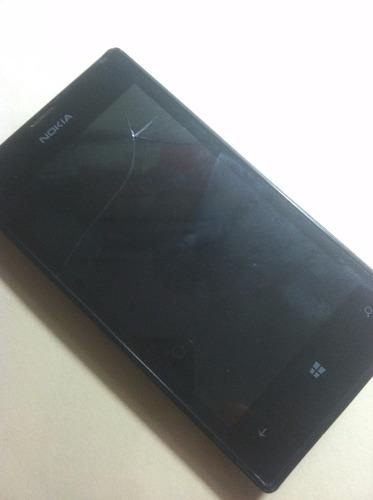celular descompuesto pieza nokia lumia 520.2  #3
