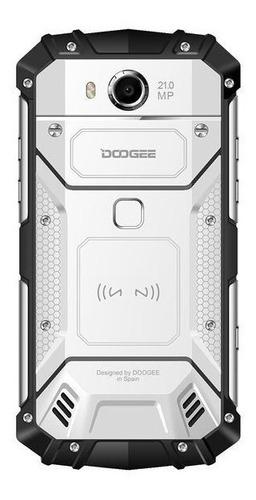 celular doogee s60 blanco nuevo en caja 64gb carga inalambri