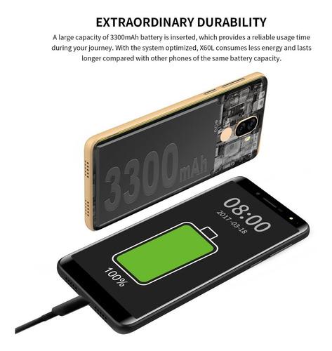 celular doogee x60l 4g