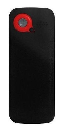 celular dual chip cx 905 preto e vermelho