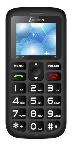 celular dual chip lenoxx cx-906 preto