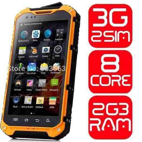 celular dualsim todo terreno norma ip68 a prueba de todo!!!