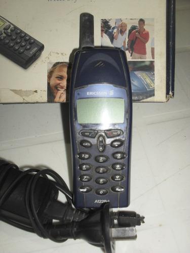 celular ericsson a1228d para coleccionista ... miralo !!!