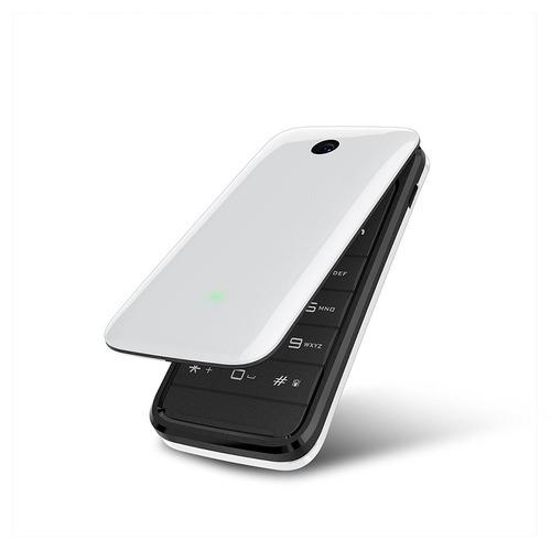 celular flip blu diva flex t370 tela 1.8 rádio ideal idoso