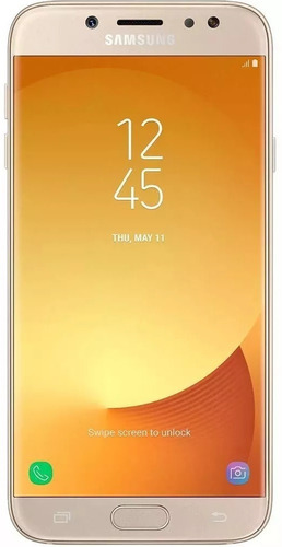celular galaxy j7 pro tela 5.5' 64gb camera 13mp 4g dourado