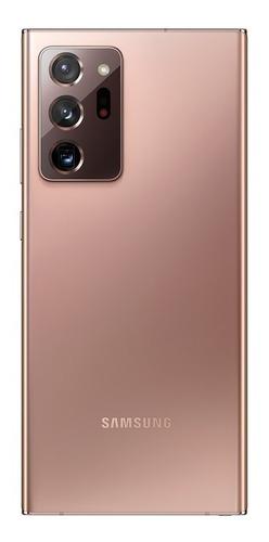 celular galaxy note 20 ultra bronce + buds live bronce