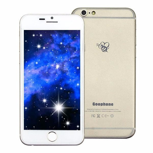 celular goo phone6 _i6 android 4.7''  metalico android