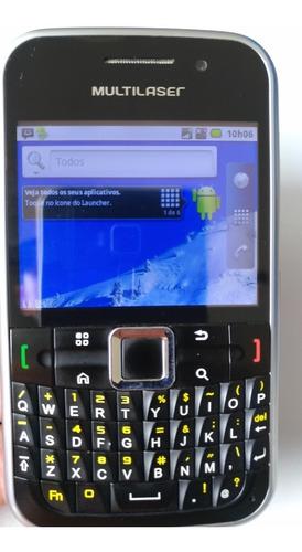 celular gsm dual sim touch multilaser mercury p3169 vitrine