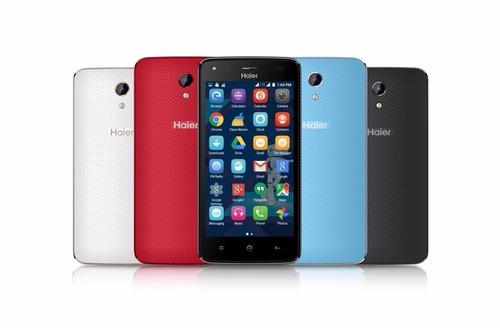 celular haier l32 nuevo barato blanco y negro