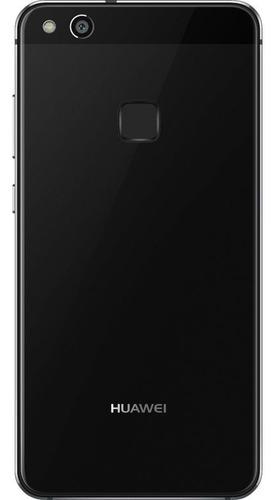 celular hawei p10 lilte negro + forro en silicona- 32gb-and7