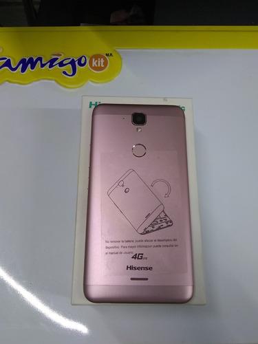 celular hisense f23 16gb rom 2gb ram 13 mp + 8 mp