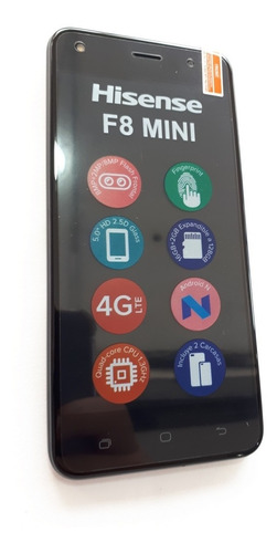 celular hisense f8 mini avvio ram 2gb 16gb huella 4g