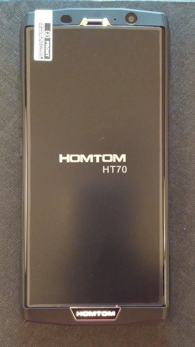 Celular Homtom Ht70 4/64gb Bateria 10000 Mha Pronta Entrega
