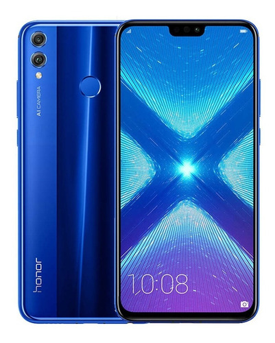 celular honor 8x 64gb 4gb ram dual sim global