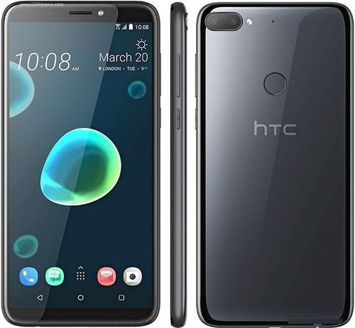 celular htc desire 12 plus dual sim 3gb 32gb ram 13+2+8mpx