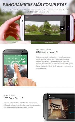 celular htc one m8 32gb 4g lte quad core 2gb ram dual cam