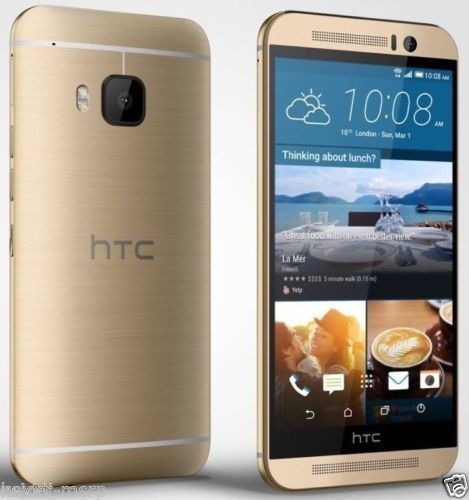 celular htc one m9 32gb 4g android liberado telcel movistar