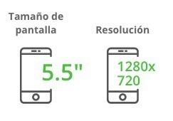 celular huawei gw cam-l03 android negro- libre