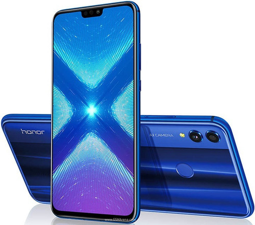 celular huawei honor 8x 6.5'' 64gb/4 dual camara sellado