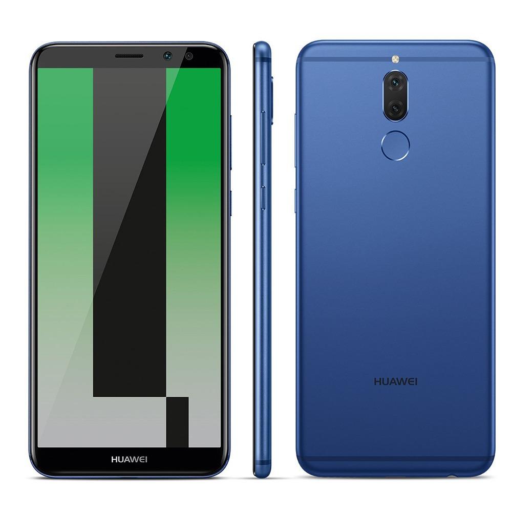 9cacce8460b40 celular huawei mate 10 lite 32gb color azul celulares barato. Cargando zoom.