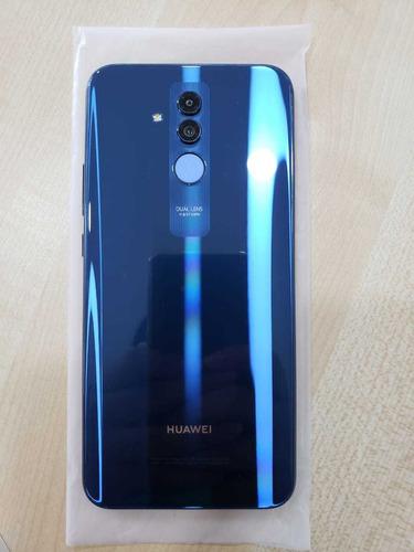 celular huawei mate 20 lite 64gb azul zafiro