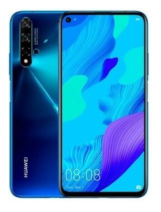 celular huawei nova 5t 128gb azul - crush blue kirin c mk571