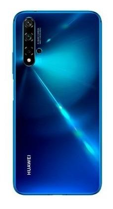 celular huawei nova 5t 128gb azul kirin celular huawei lk571