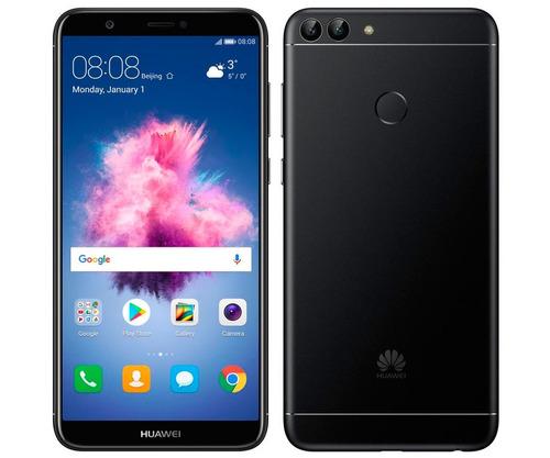 celular huawei p smart 32gb,3gb  13mp/2mp obsequi