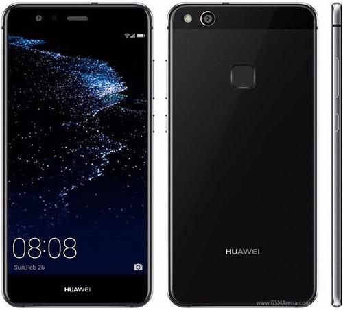 celular huawei p10 lite 5.2'' 4g 32gb huella + estuche