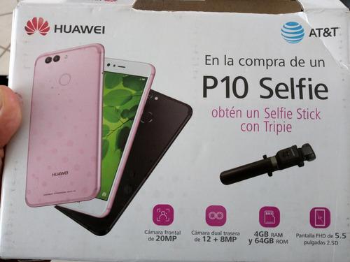 celular huawei p10 selfie con kit original de la marca