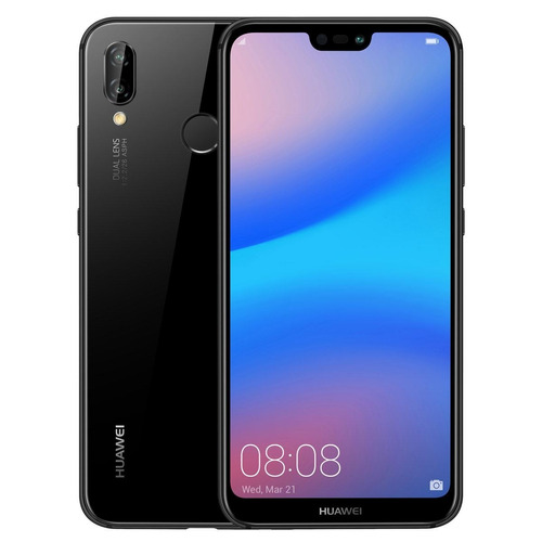 celular huawei p20 lite 4g lte 32gb 4gb ram 16mp dual