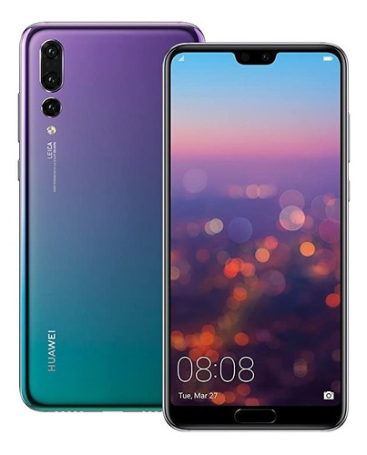 celular huawei p20 pro twilight doble sim android 9 pie