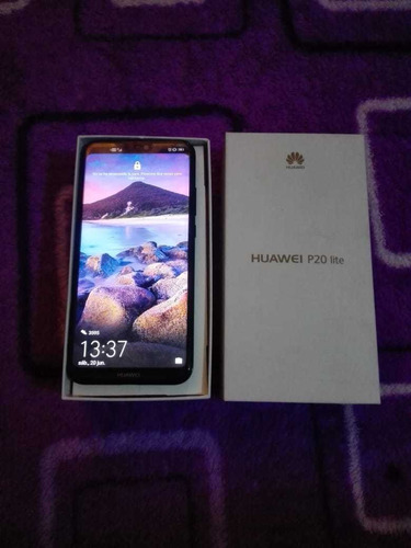 celular huawei p20lite