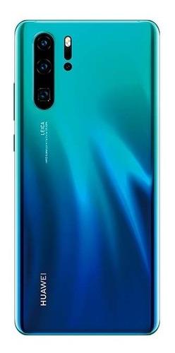 celular huawei p30 pro  ds 4g azul verde - aurora