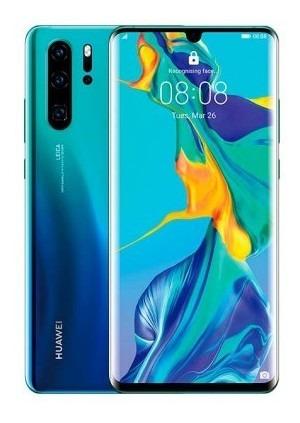 celular huawei p30 pro ds 4g azul verde - aurora kiri lk186