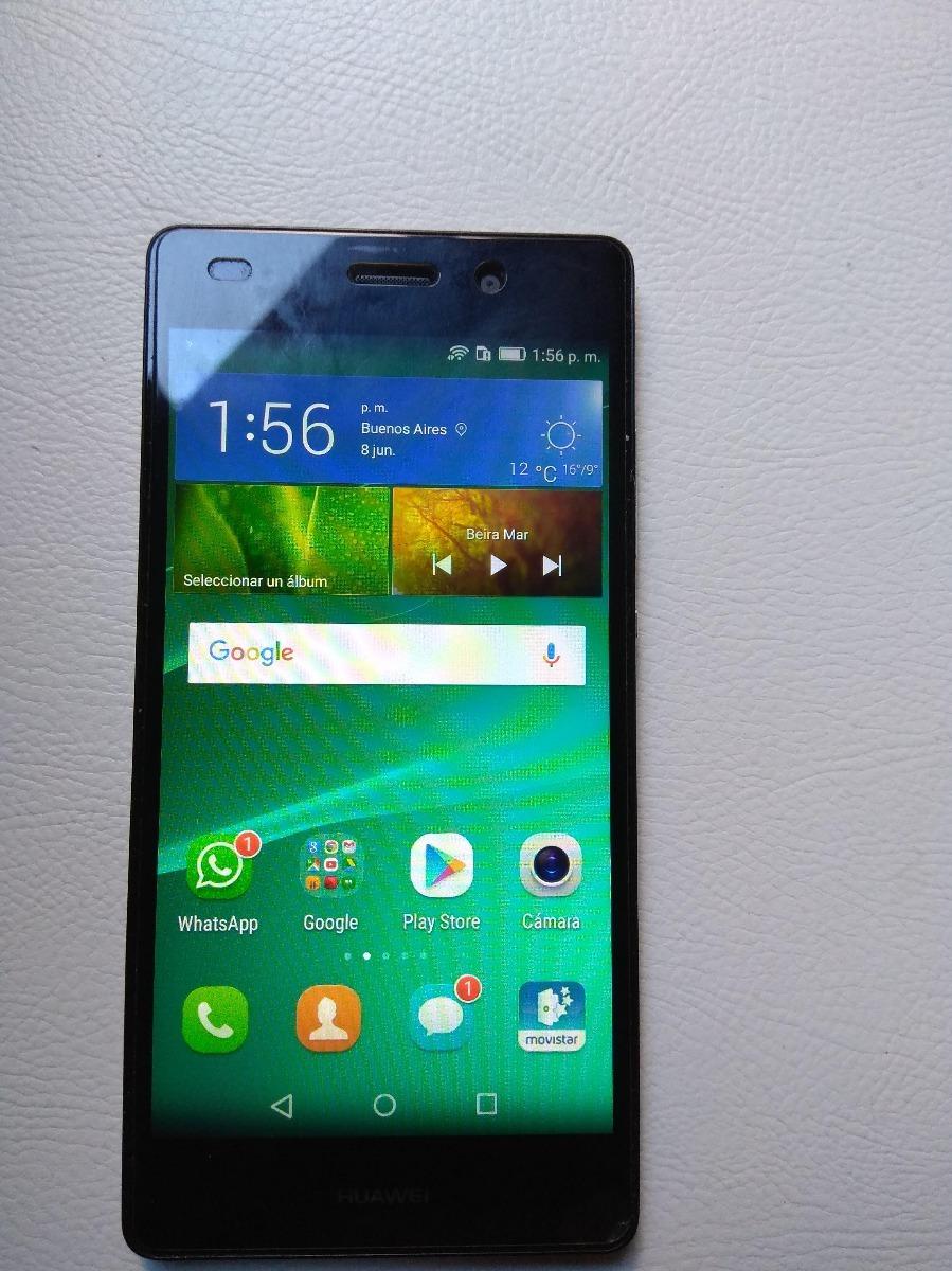 727218f2796 Celular Huawei P8 Lite Para Movistar - $ 2.850,00 en Mercado Libre