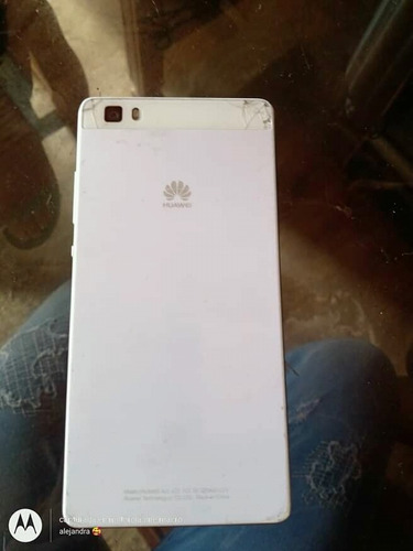 celular huawei p8lite con fusira no coge wifi ni bluetooth