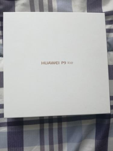 celular huawei p9 lite octa core dorado 16gb/ camara 12/8
