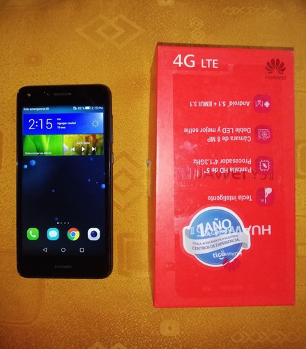 celular huawei y5 2017