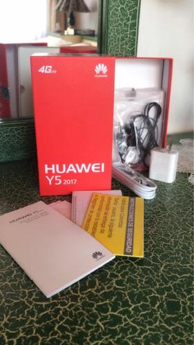 celular huawei y5 2017 nuevo!!