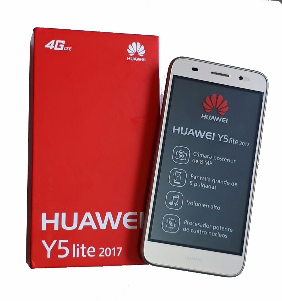 Celular Huawei Y5 Lite 2017 No Se Uso - $ 1,799.00 en