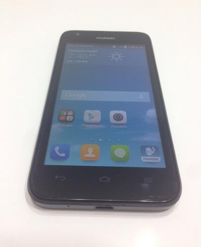 celular huawei y550 android 4g lte quadcore libre - negro