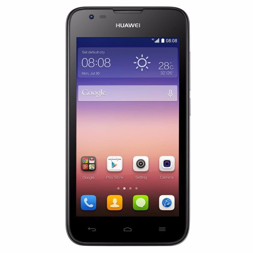 celular huawei y550d android 4.4 quad core &dual sim gps 5mp